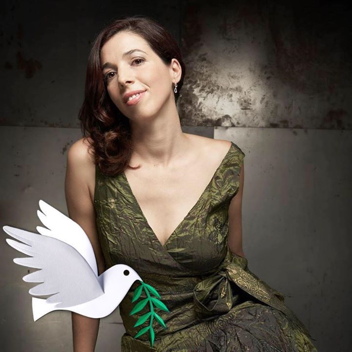 Ana Maria Ruimonte @ Opera America - New York, NY