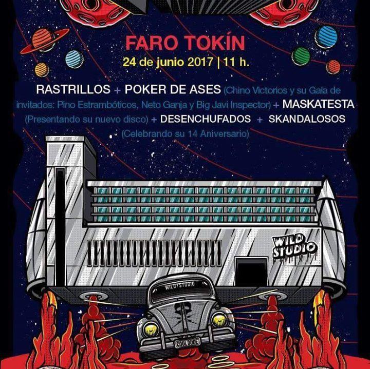 Los Rastrillos Tour Dates