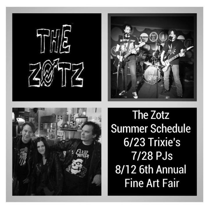 The Zotz @ Cave Radio - Redford, MI