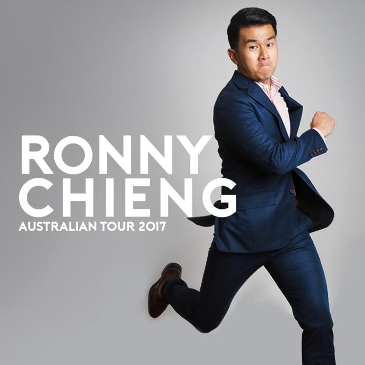 Ronny Chieng @ the Arts Centre, Hamer Hall - Melbourne Vic, Australia