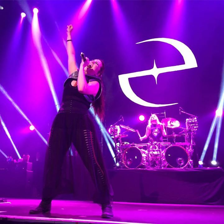 Even in death fc evanescence chile Tour Dates