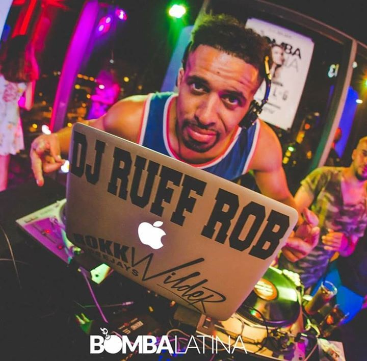 Dj Ruff-Rob Tour Dates