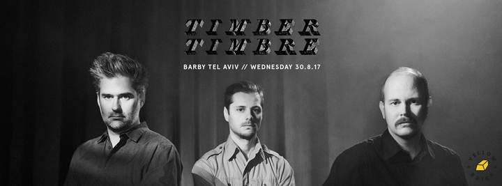 Timber Timbre @ Barby club - Tel Aviv, Israel