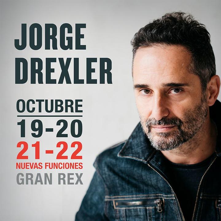 Jorge Drexler @ Teatro Gran Rex - Buenos Aires, Argentina