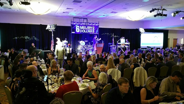 6 Million Dollar Band @ Private Event - Corporate - Highlands Ranch, CO