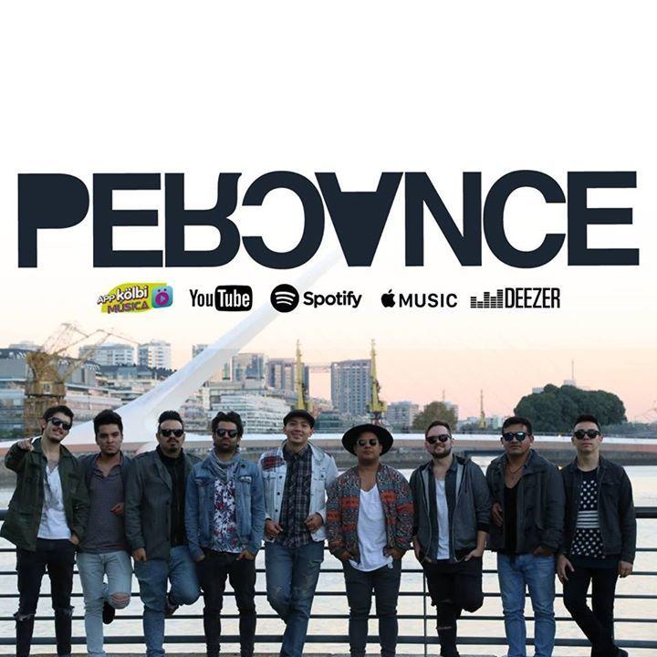 Percance Tour Dates