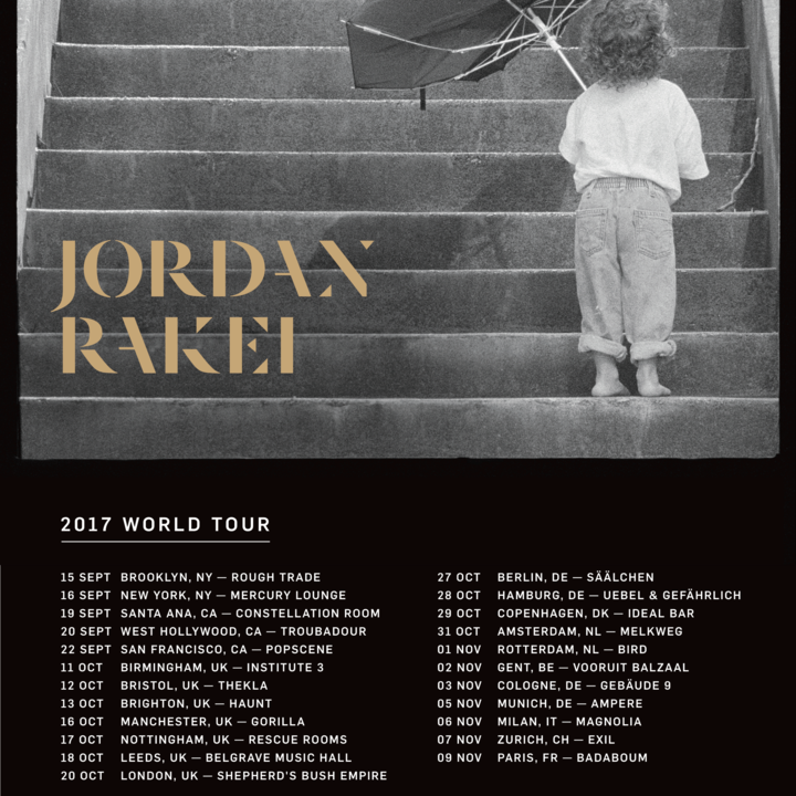 Jordan Rakei @ Rescue Rooms - Nottingham, United Kingdom