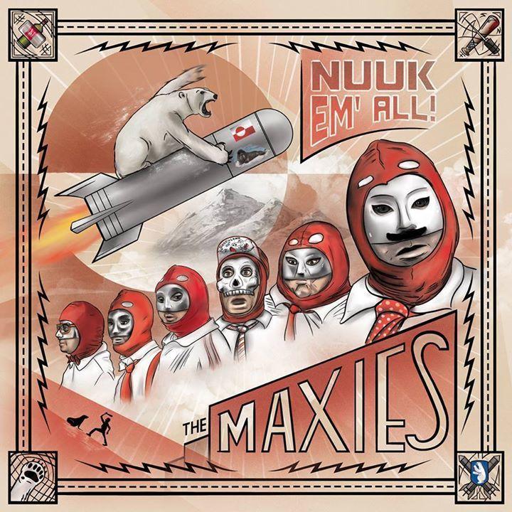 the Maxies Tour Dates