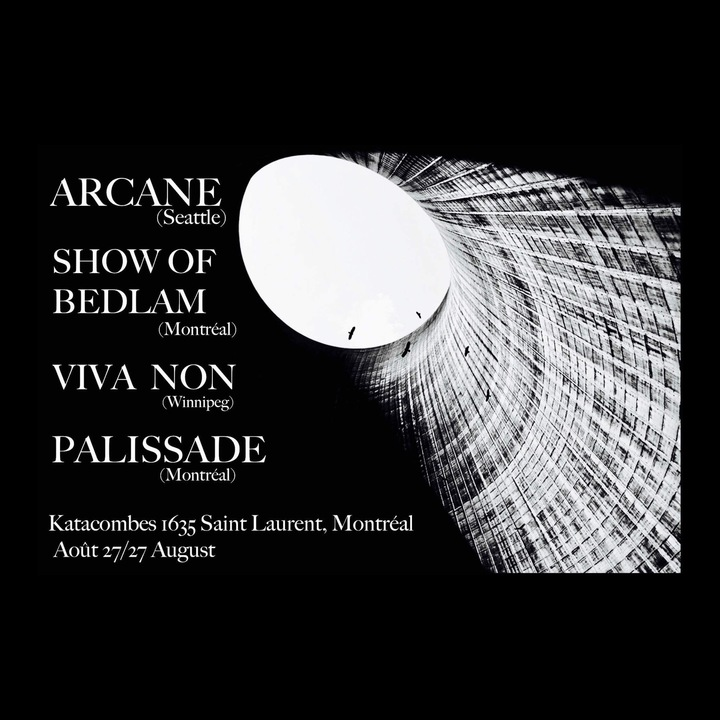 Viva Non @ Katacombes - Montréal, Canada