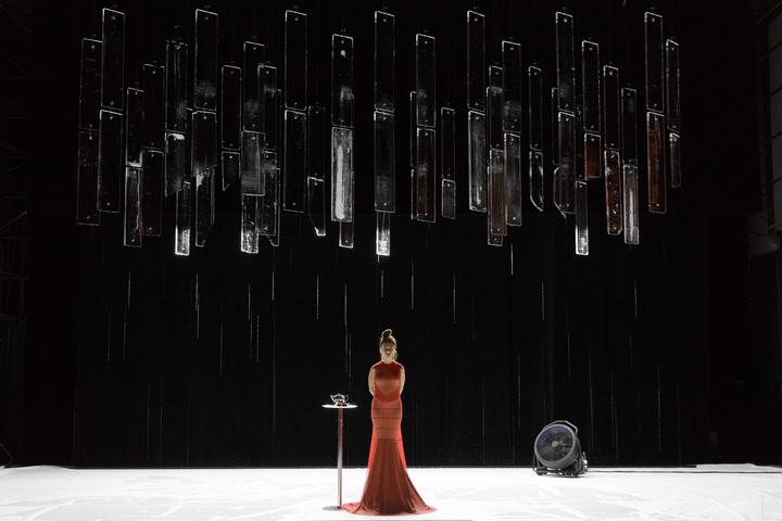 Natalie Dessay @ Und de Barker, Théâtre Déjazet - Paris, France