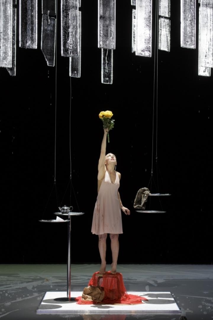 Natalie Dessay @ Und de Barker, Théâtre Dejazet - Paris, France