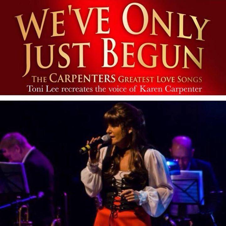 Karen Carpenter Show featuring Toni Lee Tour Dates