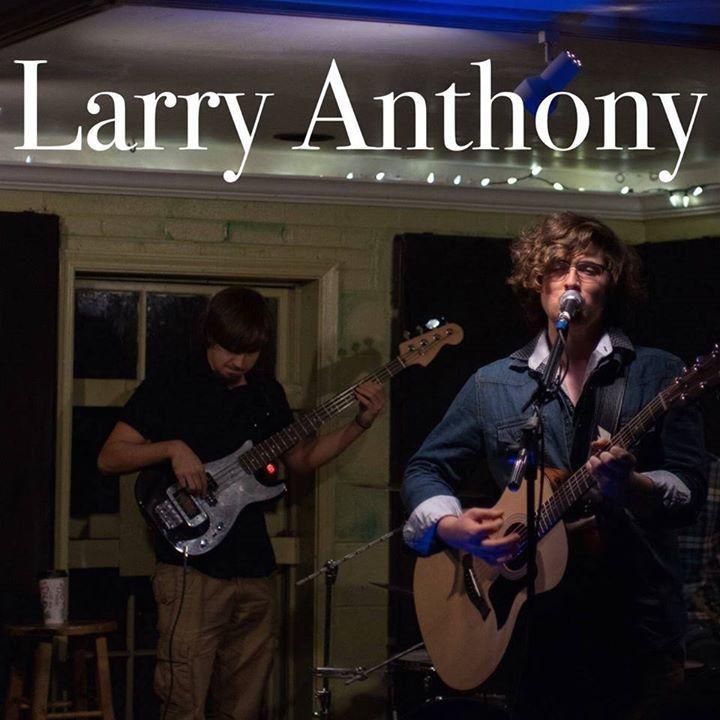 Larry Anthony Tour Dates