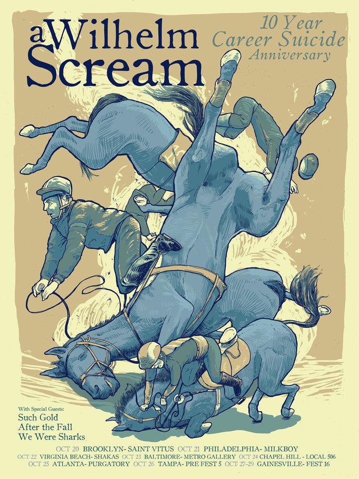 A Wilhelm Scream @ Milkboy - Philadelphia, PA