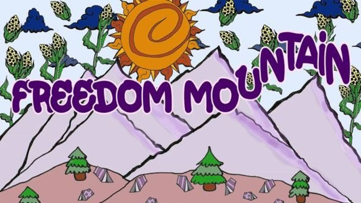 Earth Like Twins @ Freedom Mountain Music Festival  - Bellvue, CO