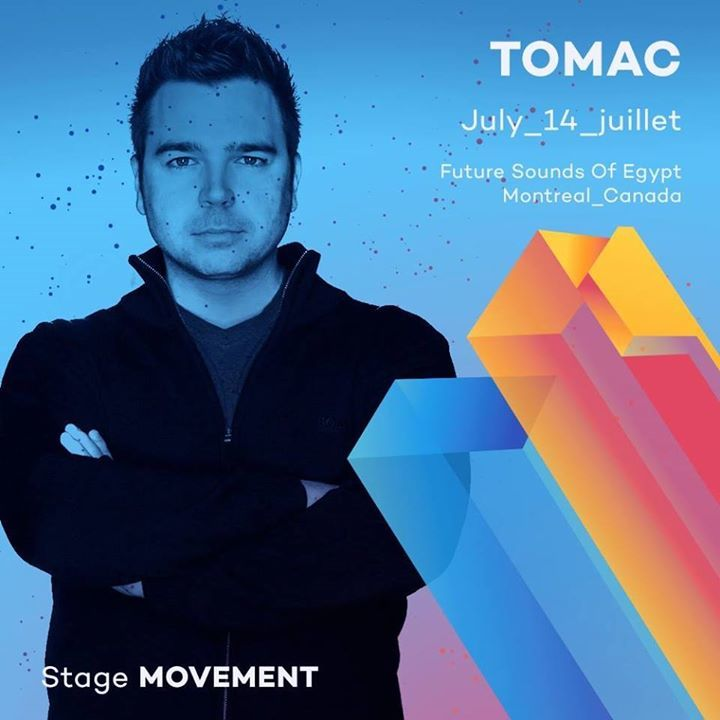 Tomac @ Circus Afterours - Montreal, Canada