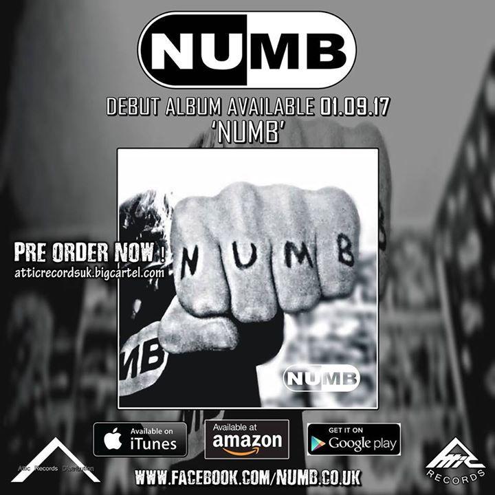 Numb Tour Dates
