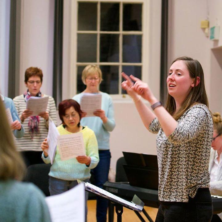Cantar Community Choir Tour Dates