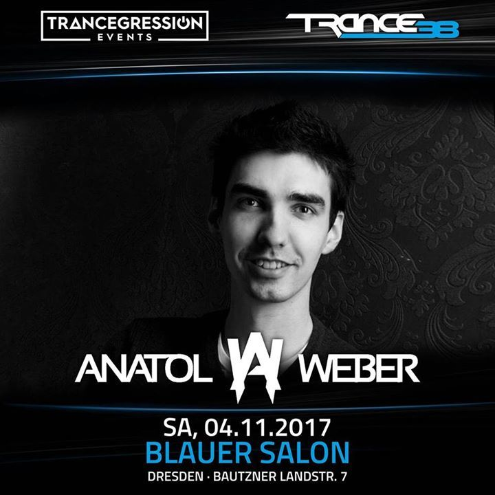 Anatol Weber Tour Dates