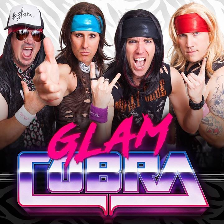 Glam Cobra Tour Dates