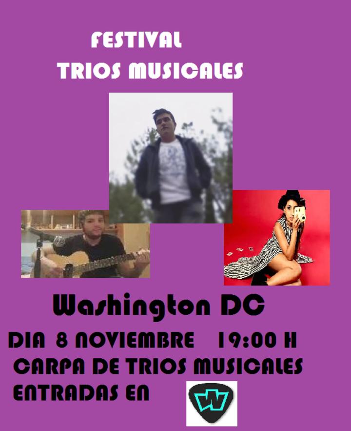 Mario Manag @ Fetival Trios Musicales - Washington, DC