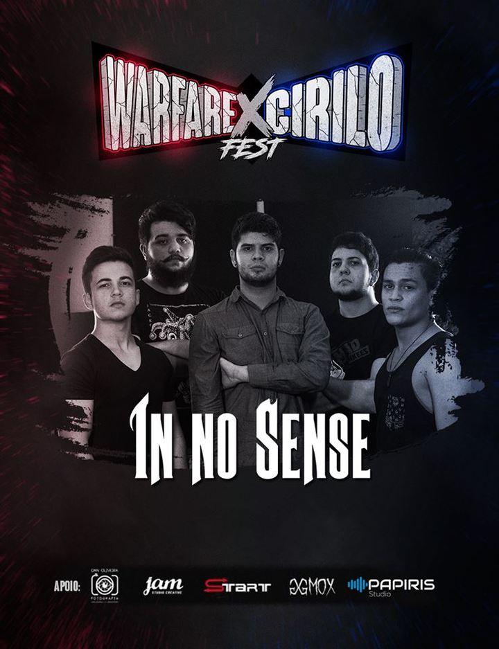 In No Sense @ Jai Club - Sao Paulo, Brazil