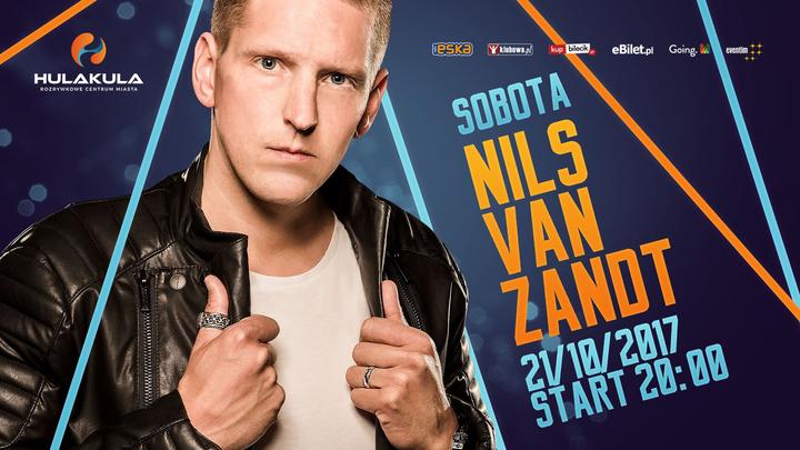 Nils Van Zandt @ HULAKULA - Warsaw, Poland