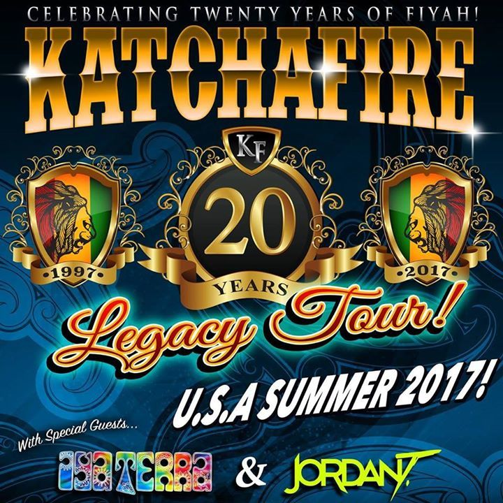 Katchafire @ Pot of Gold Festival - Chandler, AZ