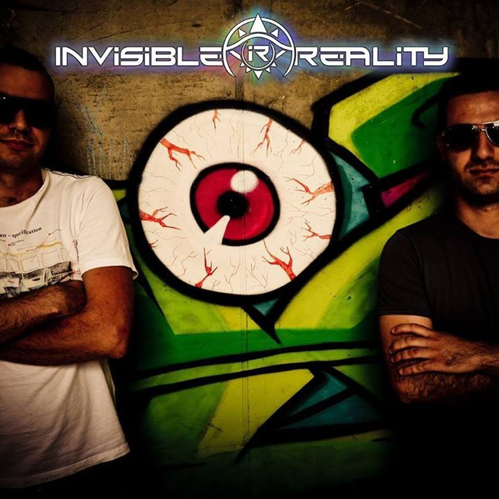 Invisible Reality Tour Dates