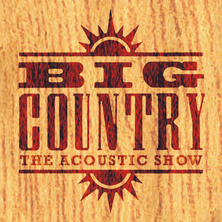 Big Country @ The Albany Theatre - Greenock, United Kingdom