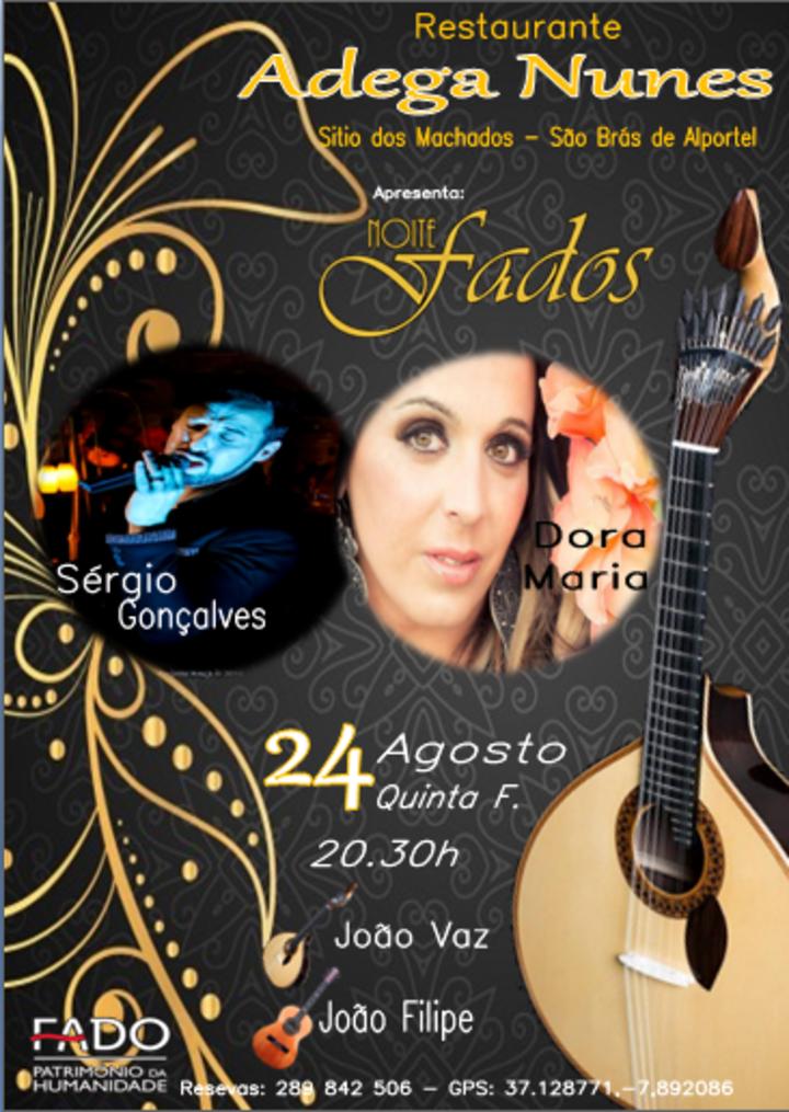 Dora María @ Sitio dos Machados - Sao Bras De Alportel, Portugal