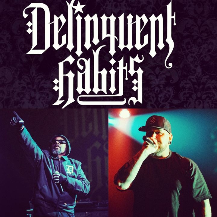 Delinquent Habits @ SO36 - Berlin, CT