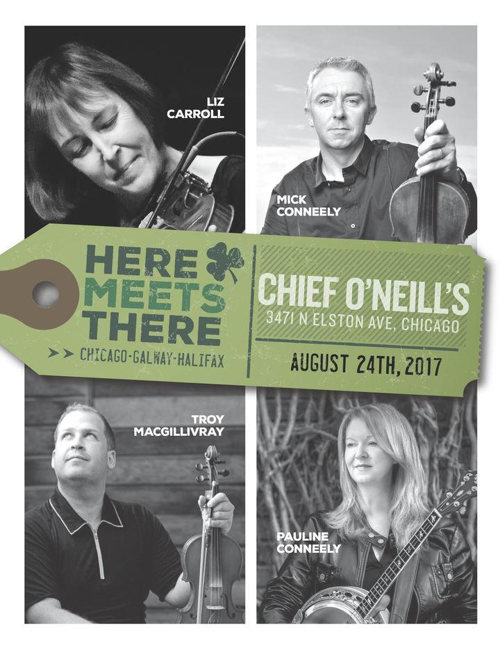 Irish Music Club @ Chief O'Neill's - Chicago, IL