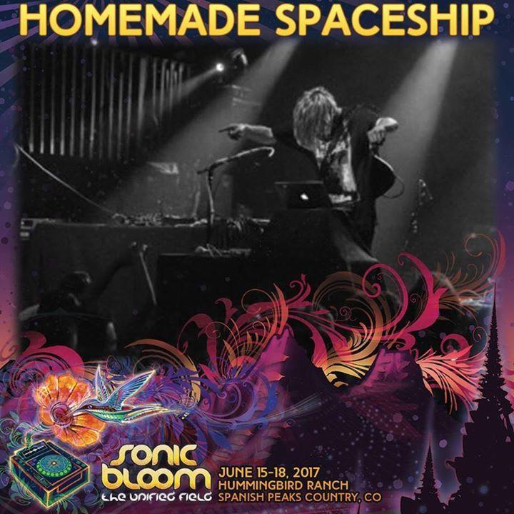 Homemade Spaceship Tour Dates