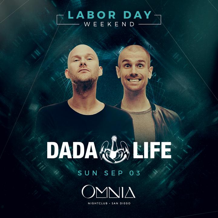 Dada Life @ Omnia - San Diego, CA