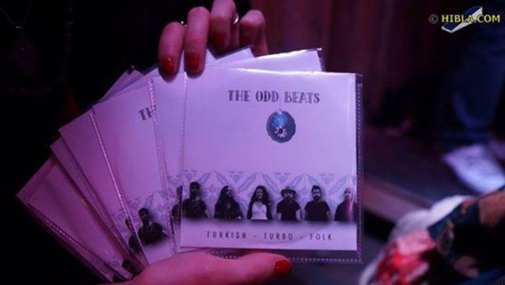 Dila V. & The Odd Beats Tour Dates