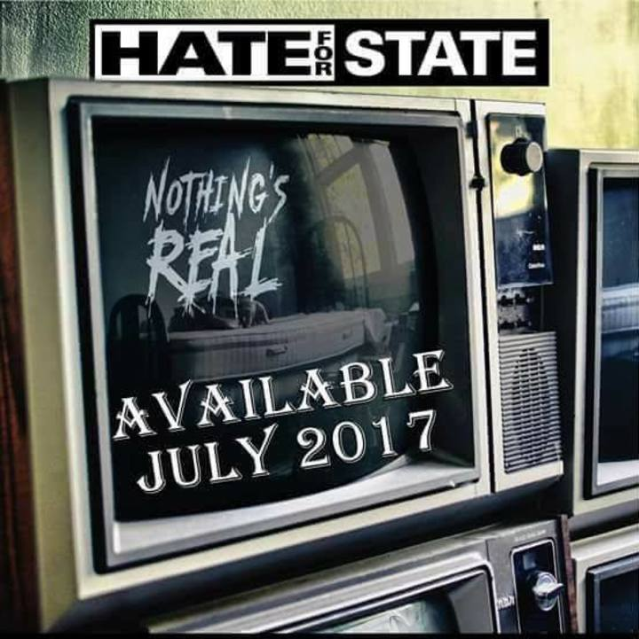 Hate For State Tour Dates