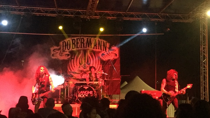 Dobermann @ Excalibur - Chiavari, Italy