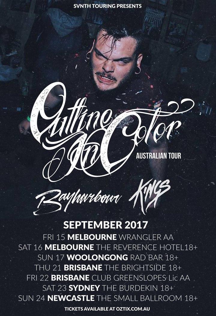 Outline In Color @ The Brightside - Brisbane, Australia