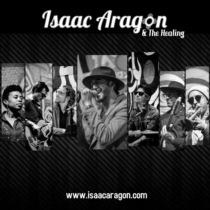 Isaac Aragon & The Healing @ Marble Brewery - Albuquerque, NM