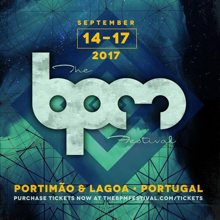 OMAR LABASTIDA @ The BPM Festival (Deeperfect Showcase) - Portimao, Portugal