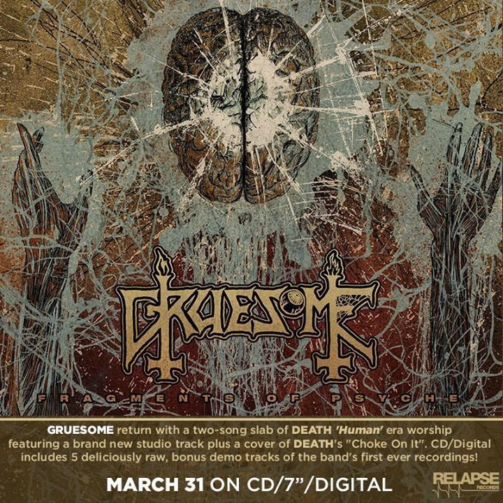 Gruesome Tour Dates