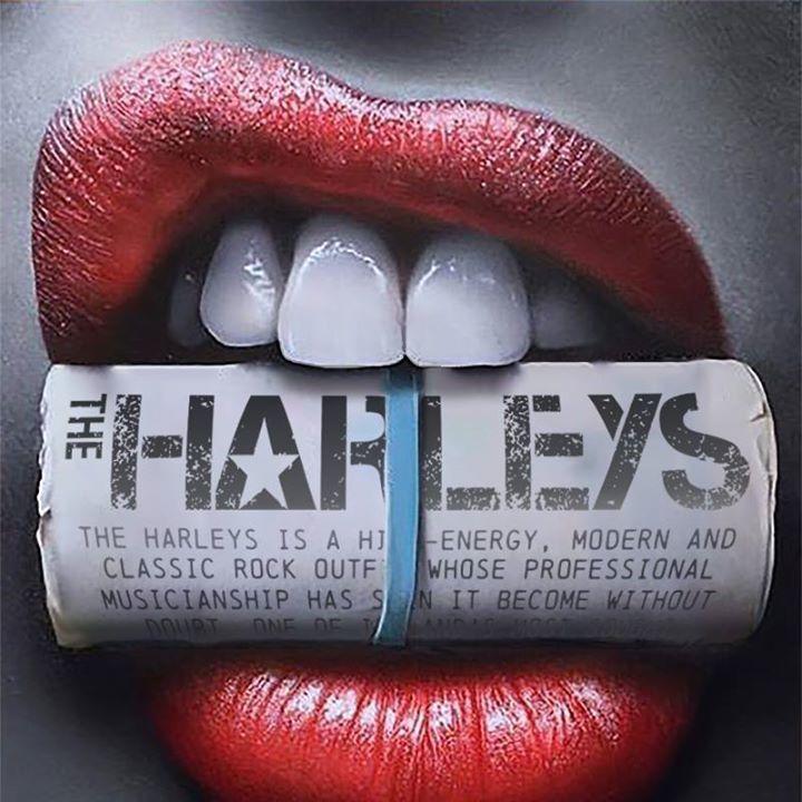 The Harleys Tour Dates