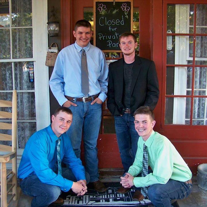 ClinchField Mountain Boys Tour Dates