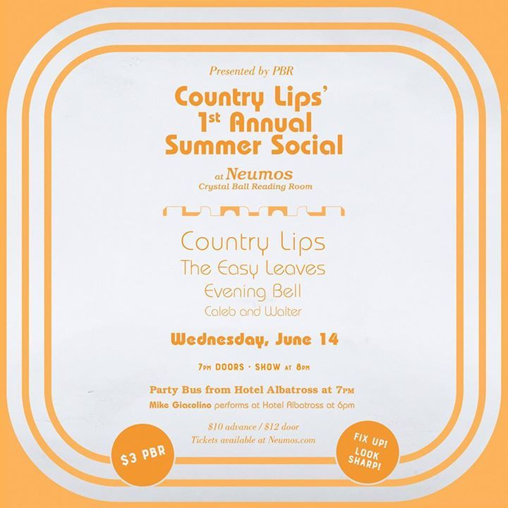 Country Lips Tour Dates