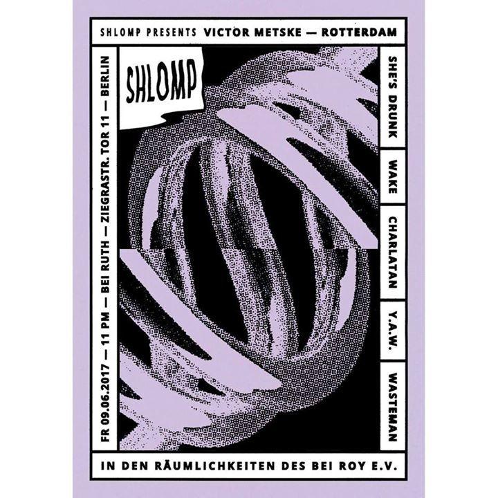Shlomp Tour Dates