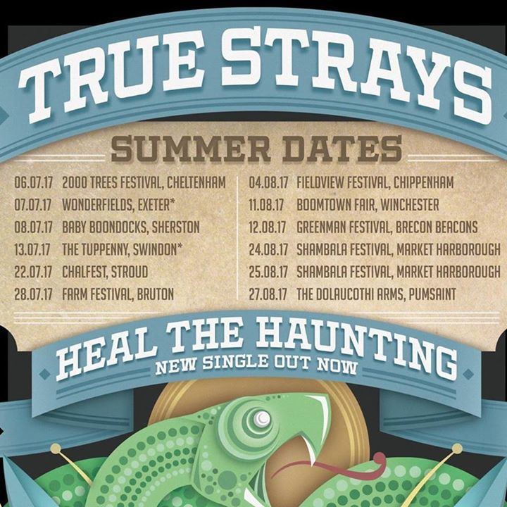 True Strays Tour Dates