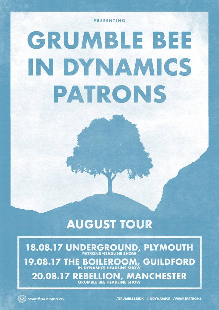 Patrons @ The Underground - Plymouth, United Kingdom