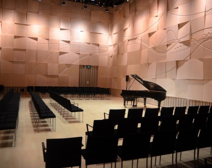 Van-Anh Nguyen @ Melbourne Recital Centre Salon - Melbourne, Australia