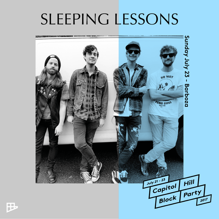 Sleeping Lessons Tour Dates